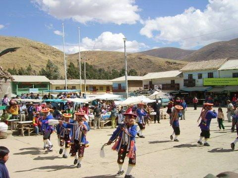 Sacred Dance in the Peruvian Highlands