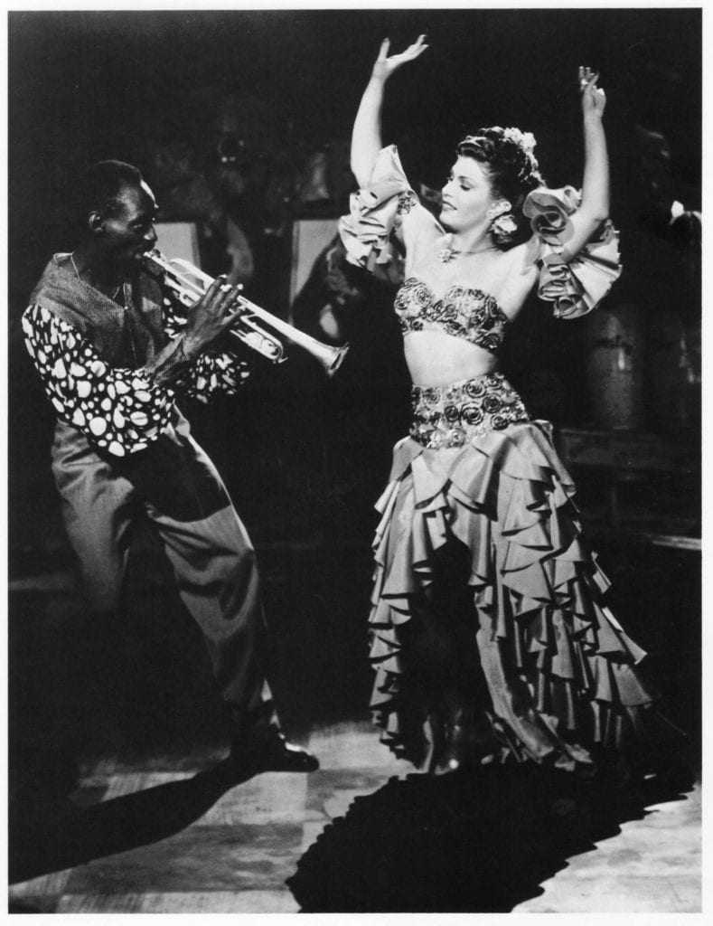 Scene from the movie
