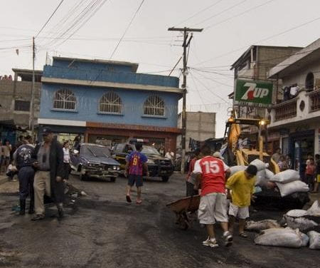 Cyclones of Violence: A Photoessay about Determination and Survival