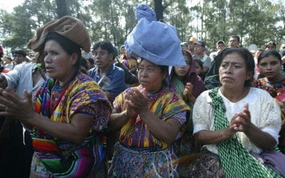 Indigenous Rights and the Peace Process