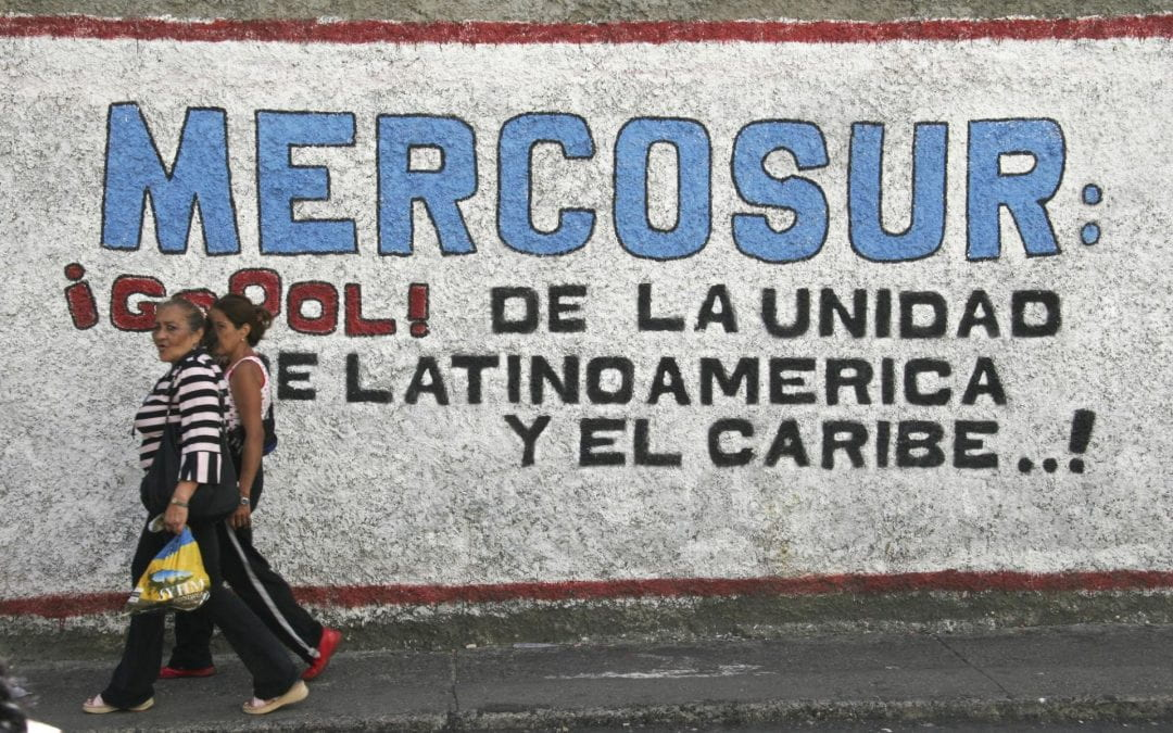 Venezuela: Leading a New Trend in Latin America? An Internationalist Vision