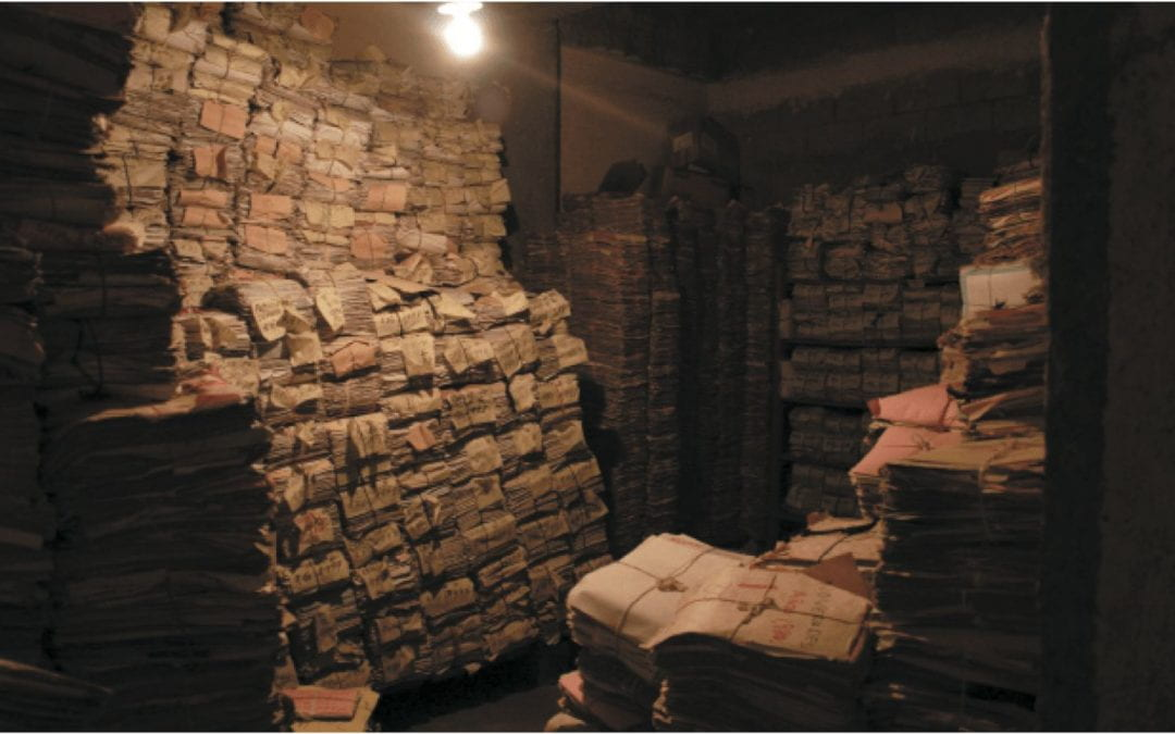 Guatemala's Police Archives