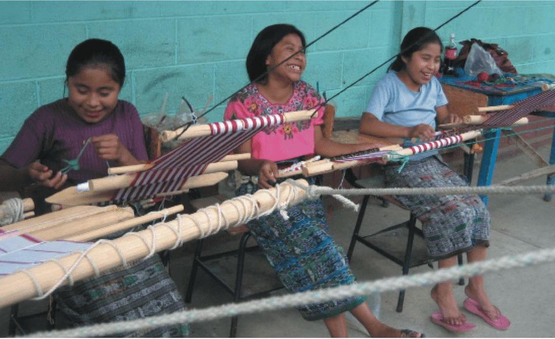 Revitalizing Mayan Textiles