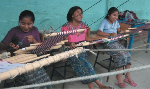 Bilingual: Revitalizing Mayan Textiles: An Ixchel Museum Educational Program