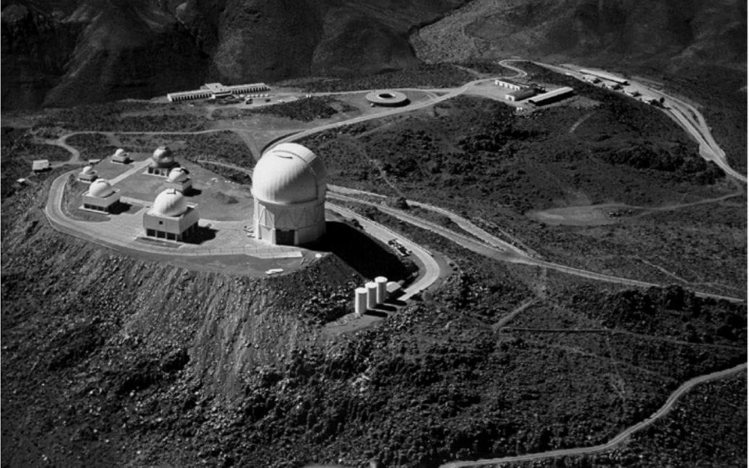 An Astronomical Scene