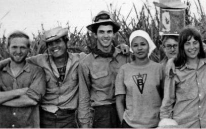 The Venceremos Brigade: A 60s Political Journey