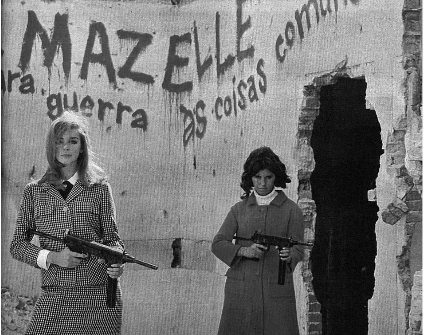 Between Bombs and Bombshells: Students and Sexual Politics in 1968 Brazil