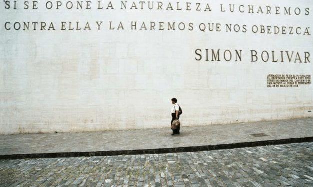 Bilingual: The Politics of Identity: Bolívar and Beyond