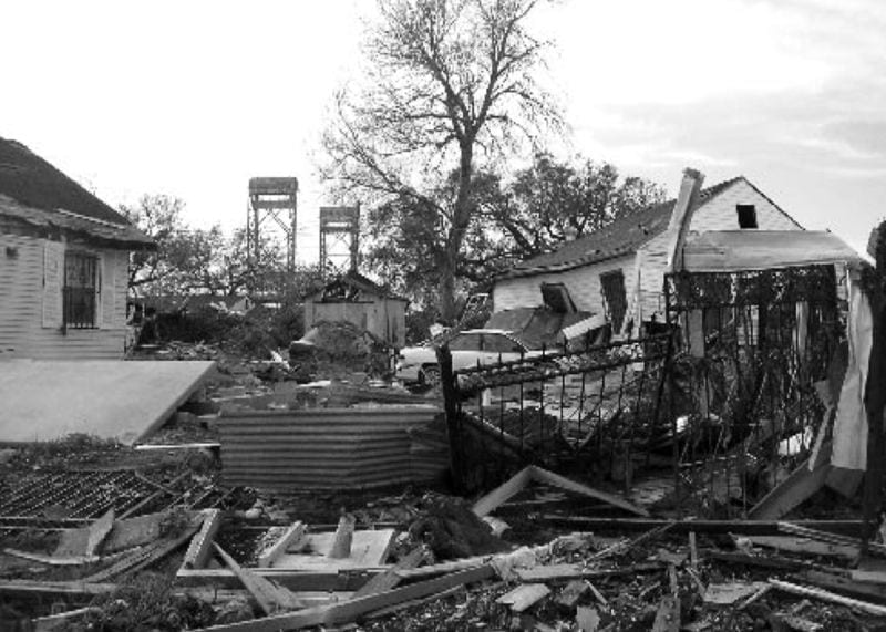 Hurricane Katrina and the Re-Latinization of New Orleans