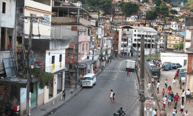 Using Dance to Set and Achieve Goals in a Favela