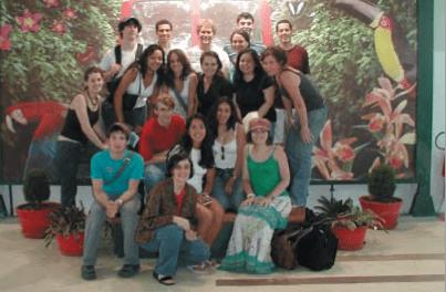 Quem vai ao Brasil, se apaixona