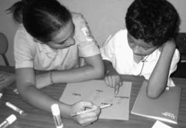 Collaborating with Amigos del Aprendizaje