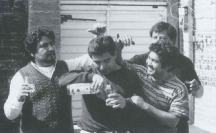 Mexican Machos and Hombres
