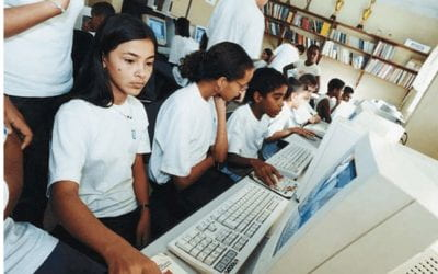 Education: The Role of the Private Sector