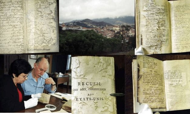 George Washington in Minas Gerais