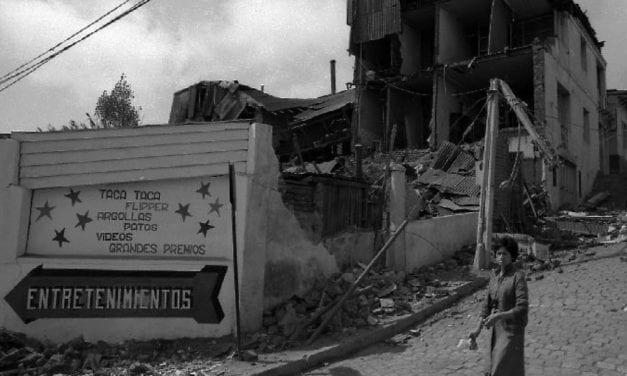 Pinochet: General Earthquake