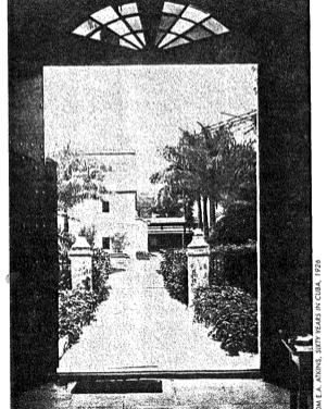 The Cienfuegos Botanical Garden