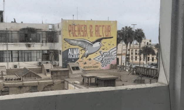 Student ReViews: Monumental Callao is a Step Forward for Peru's Most Crime-Ridden Area