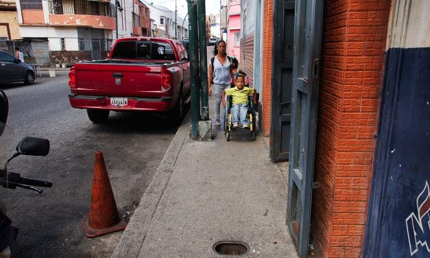 Walking the City: A Bad Knee and Making a Walkability Index