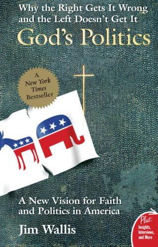 God's Politics book cover