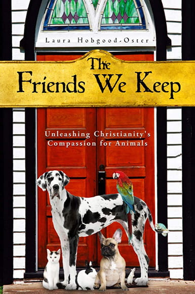 book cover for The Friends We Keep