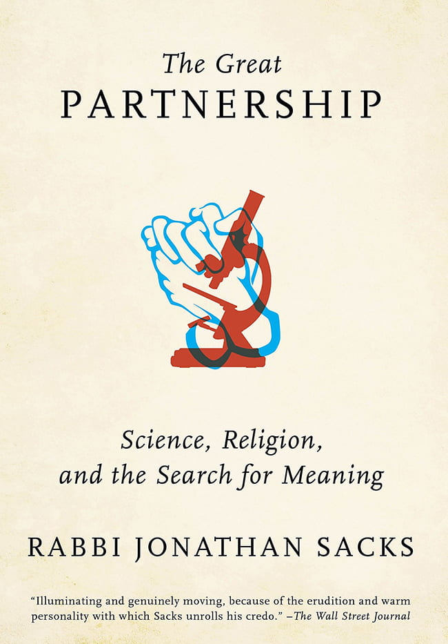 The Great Partnership book cover