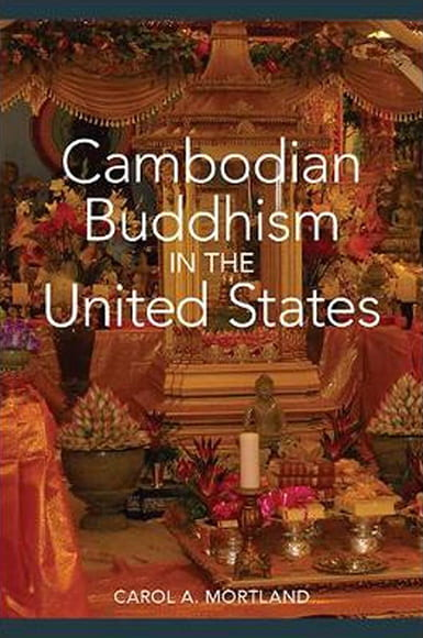 book cover of Cambodian Buddhism