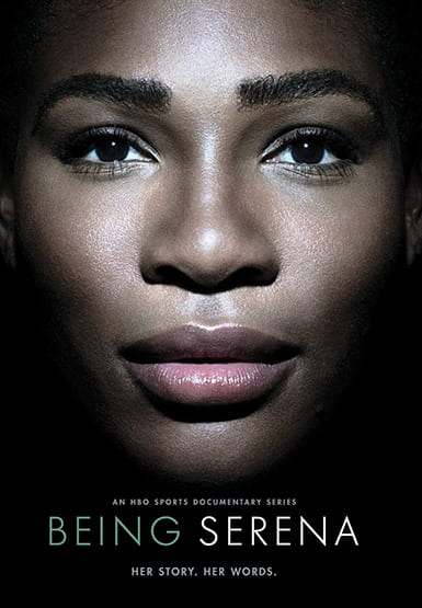 Being Serena film poster