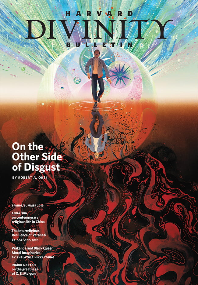 """Spring/Summer 2019 issue, featuring """"On the Other Side of Disgust"""" by Robert A. Orsi"""