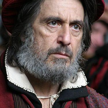 Shylock Re-Shot