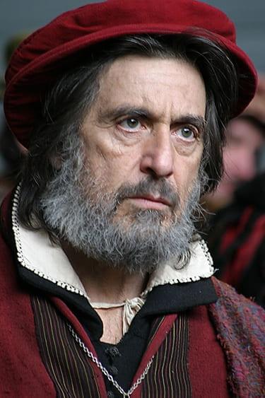 Al Pacino in costume