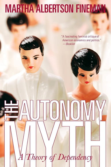 The Autonomy Myth book cover