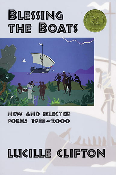 book cover for Blessing The Boats