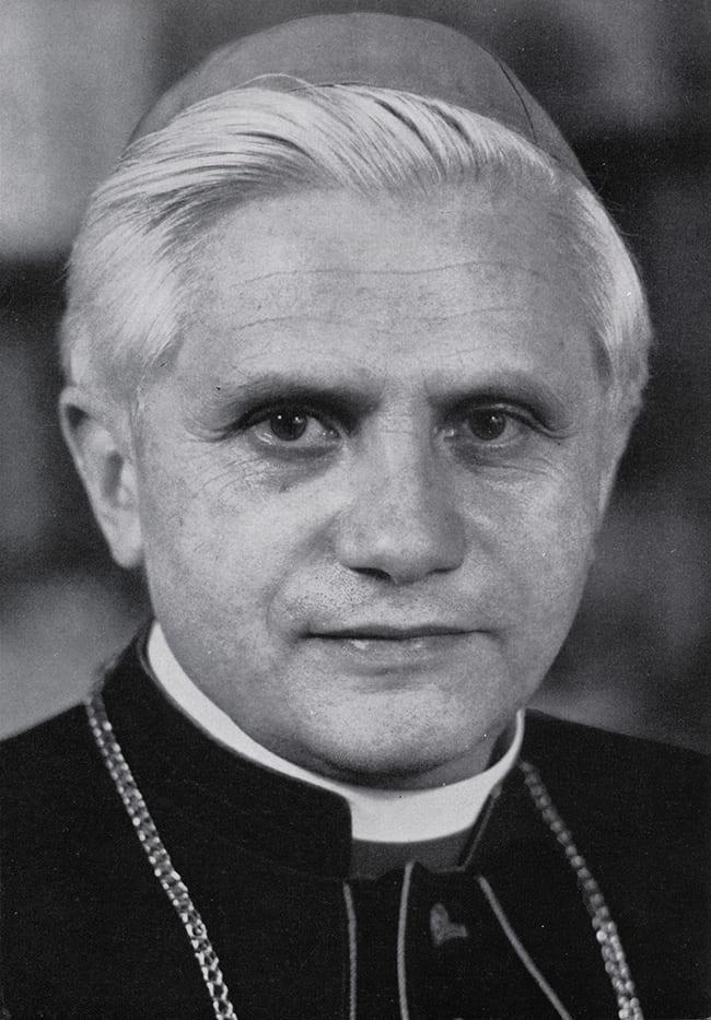 Photo of Joseph Ratzinger