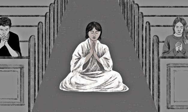 On Centering Prayer and Shikantaza