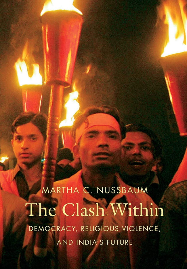 The Clash Within book cover