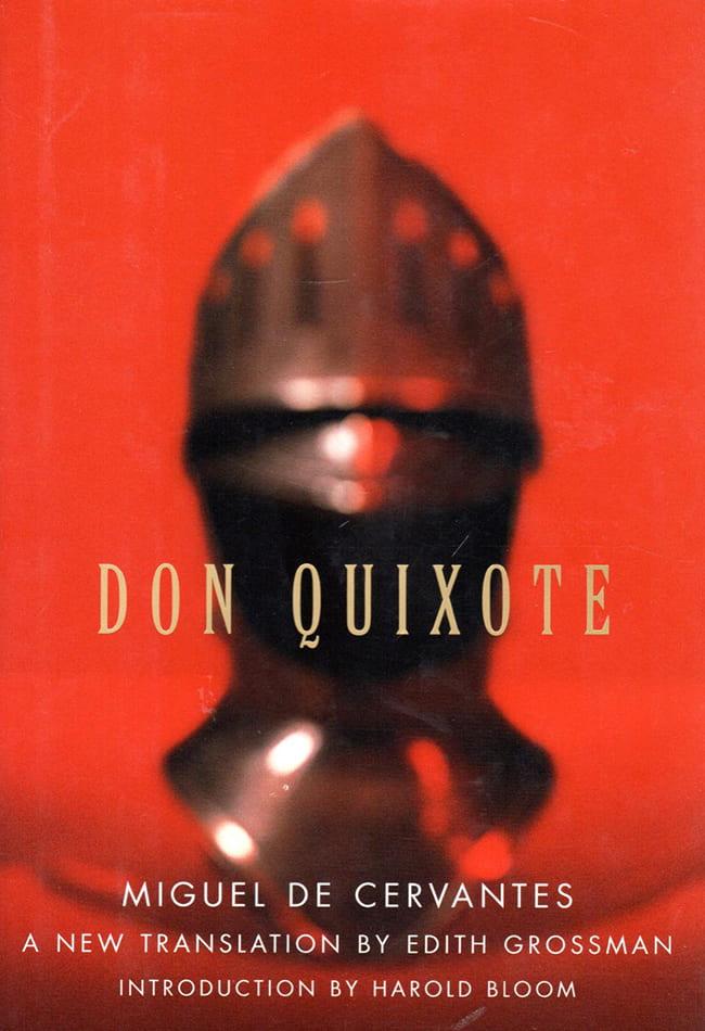 Don Quixote book cover