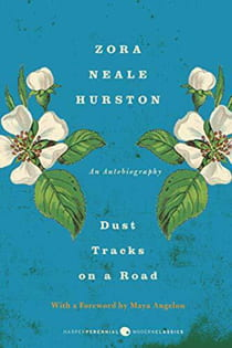Dust Tracks book cover