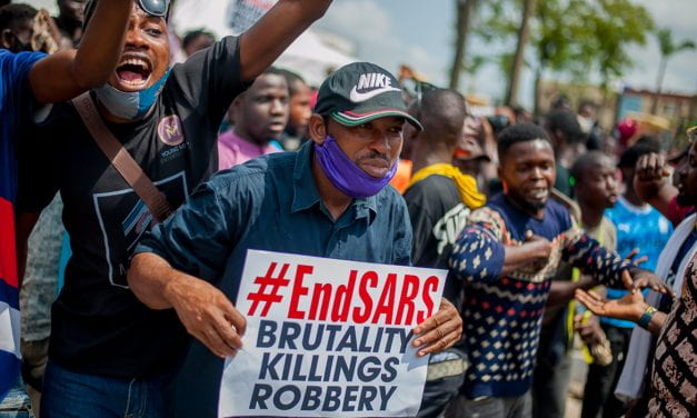 Police Brutality and the #EndSARS Movement in Nigeria