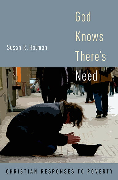 Book cover for God Knows There's Need