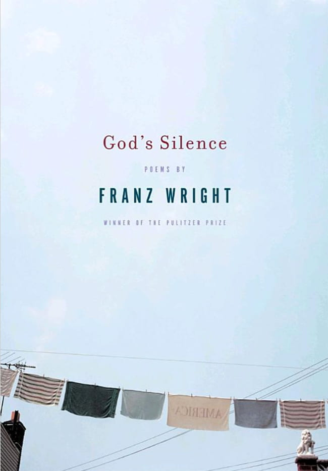 Gods Silence book cover