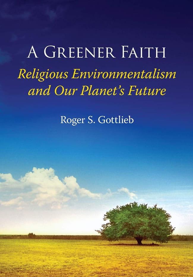 A Greener Faith book cover