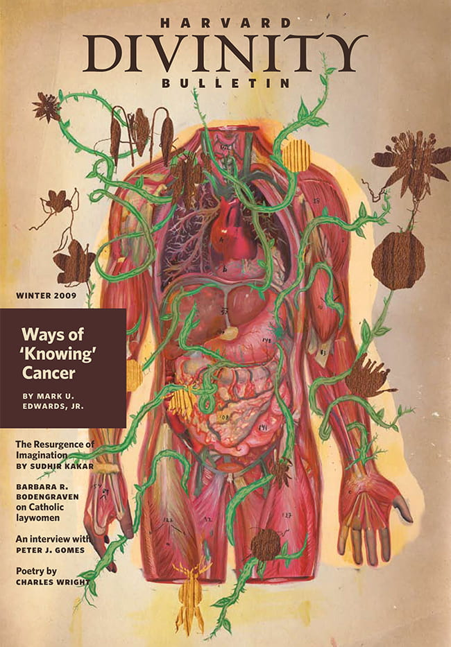 Winter 2009 issue cover