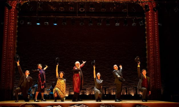 Paula Vogel Brings Her Love of Yiddish Center Stage