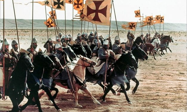 Hollywood's Take on the Crusades