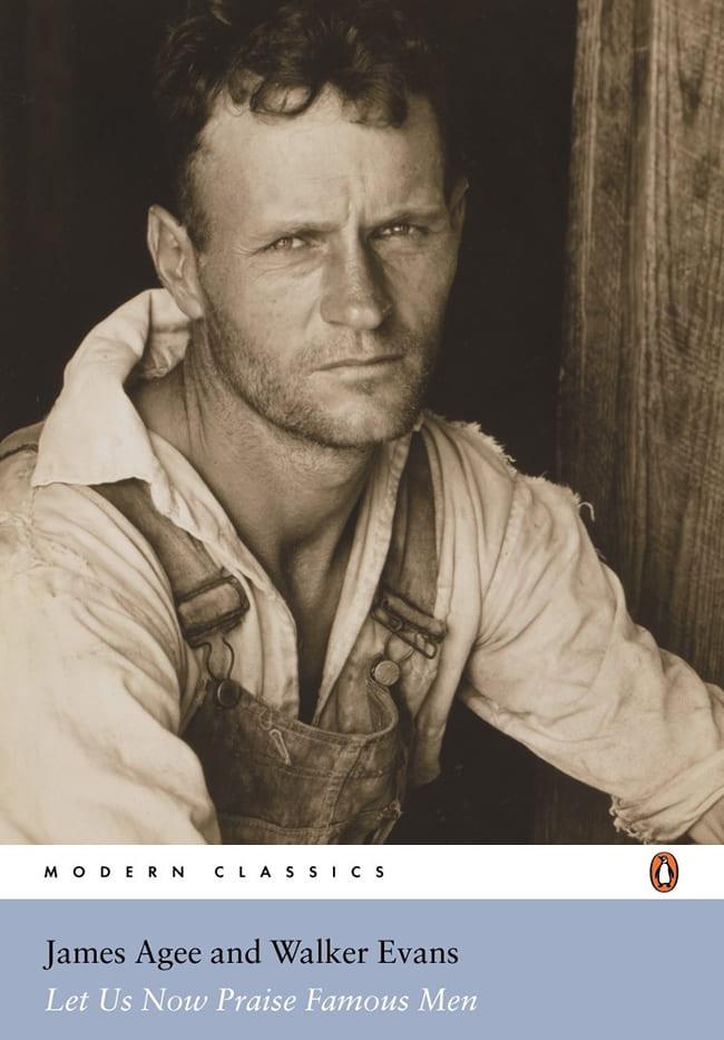 Let Us Now Praise Famous Men book cover
