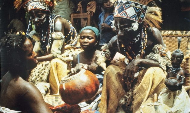 The Silent Voices of African Divination