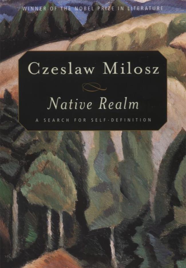 Native Realm book cover