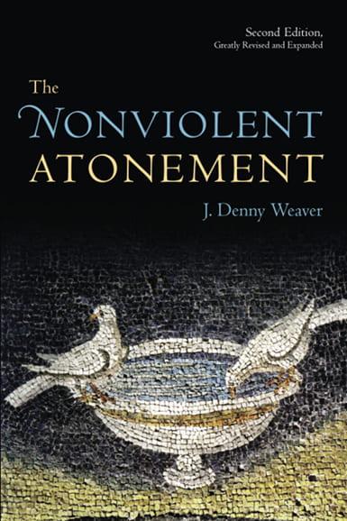 The Nonviolent Atonement book cover