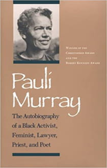 Pauli Murray Autobiography book cover